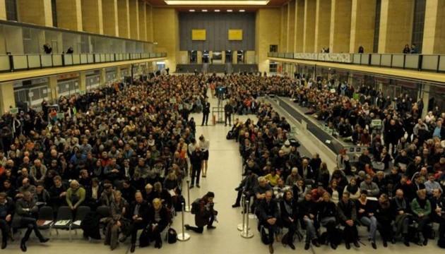 Берлинские аэропорты в понедельник снова будут бастовать