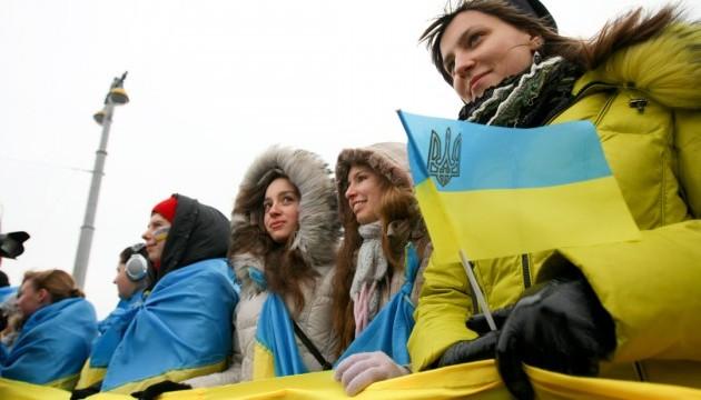 Сьогодні Україна святкує День Соборності