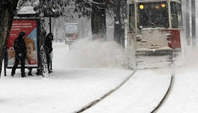 Швидкісний трамвай у Києві не працюватиме три дні