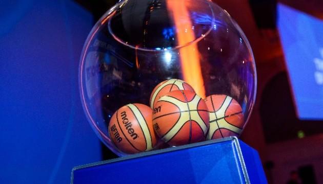 Украина получила соперников в квалификации Евробаскета-2017