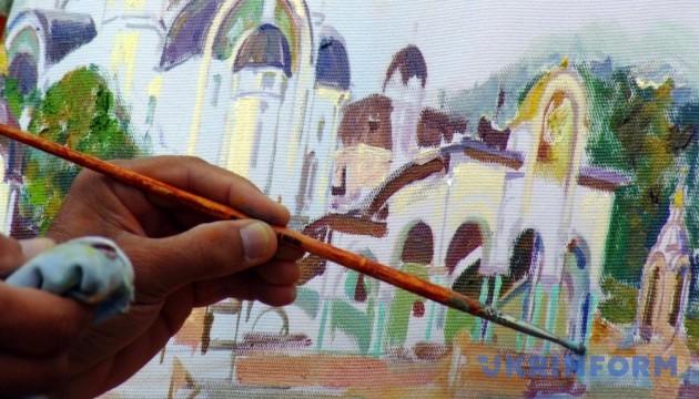 Іконописці створять у Зарваниці 12 великих ікон та іконки-обереги для АТО