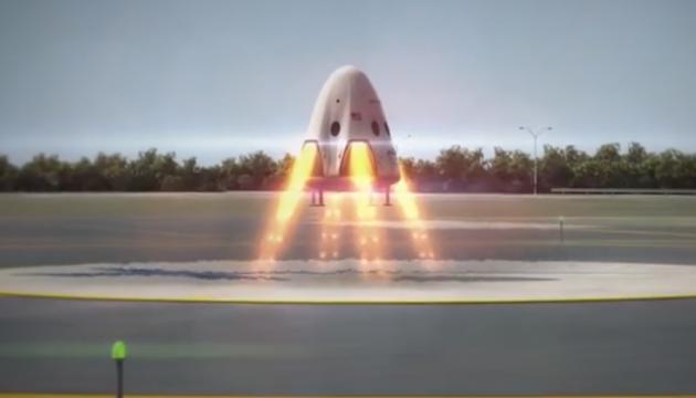 SpaceX вперше посадила ракету Falcon 9 на платформу в океані