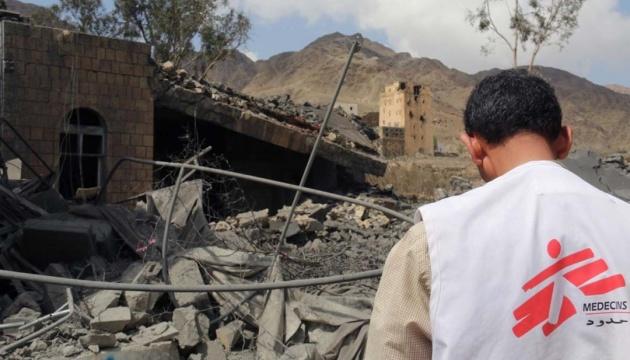 В Сирии разбомбили больницу «Врачей без границ», 9 погибших - СМИ