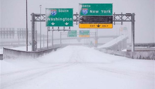 В Штатах рекордно упала температура