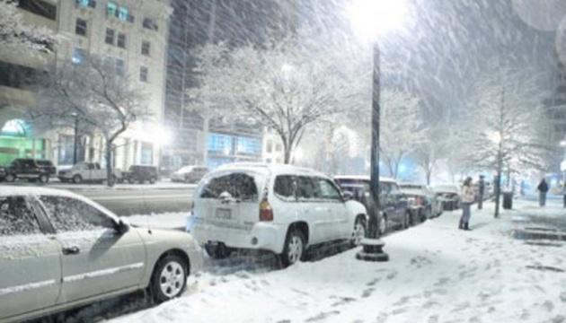 У США через сильні морози загинули вже 17 людей