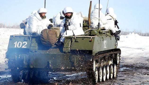Росія «заблокувала» своїх військових на Донбасі