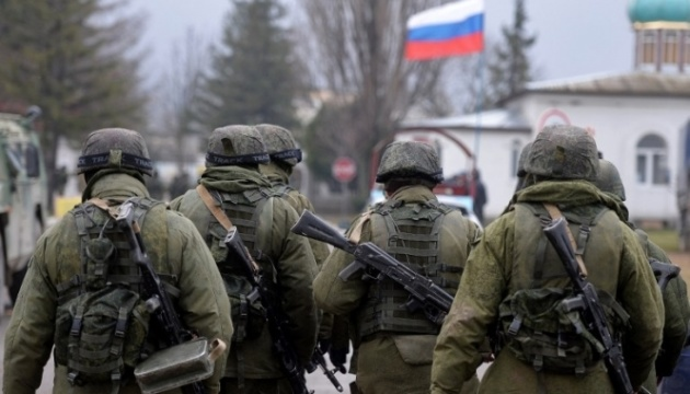 8,500 Russian soldiers stay in Donbas