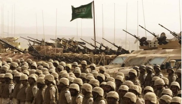 Саудівська Аравія готова до наземної операції у Сирії – Міноборони