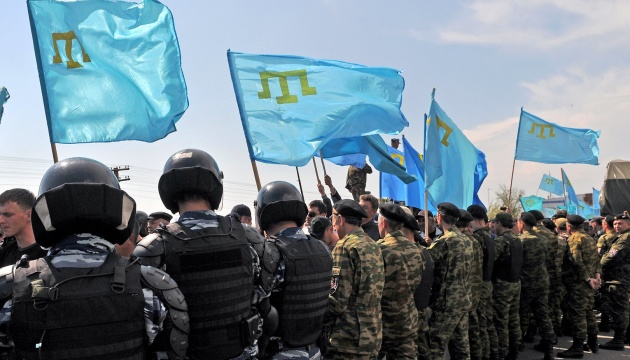 US disturbed by banning Mejlis, promises to keep sanctions against Russia