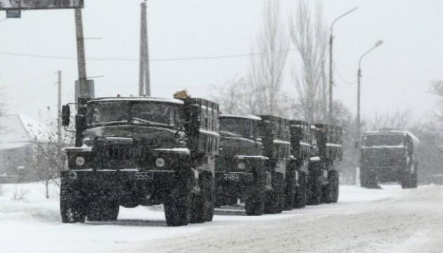 Russian trucks carrying ammunition enter Ukraine – intelligence