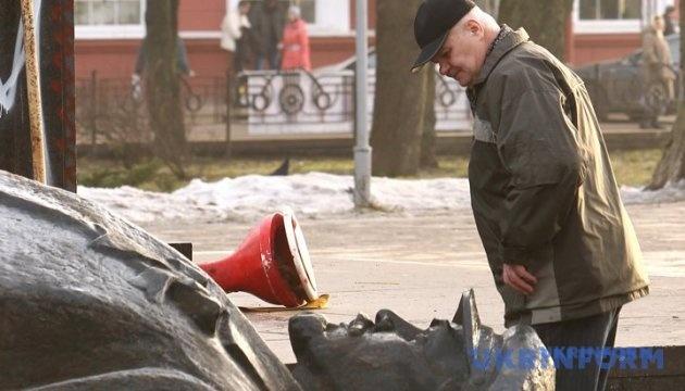 На Миколаївщині досі стоїть близько 70 пам'ятників Леніну