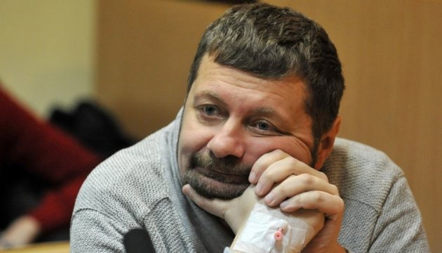 Мосийчук говорит, что перед покушением на Осмаева киллер