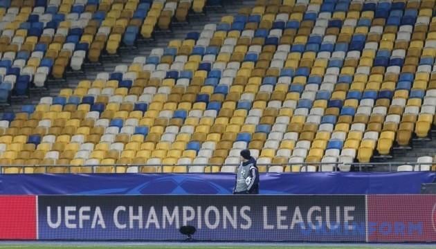 Дело Евро-2012: только на креслах