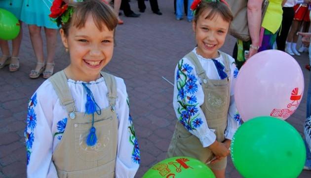 Закарпатське село потрапило до Книги рекордів за кількістю близнюків