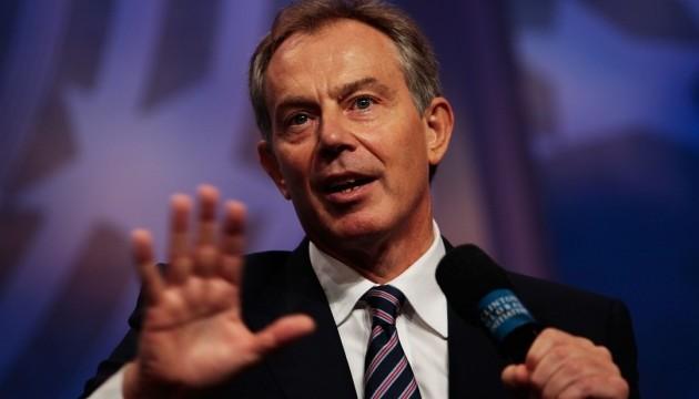 Британії доведеться втрутитися у ситуацію в Сирії - Тоні Блер