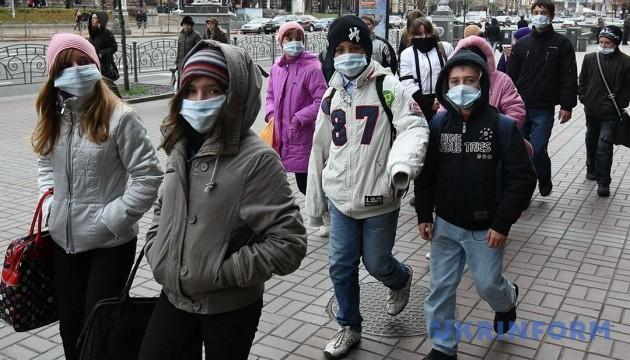 За тиждень у Києві на грип та ГРВІ захворіли більше 36 тисяч