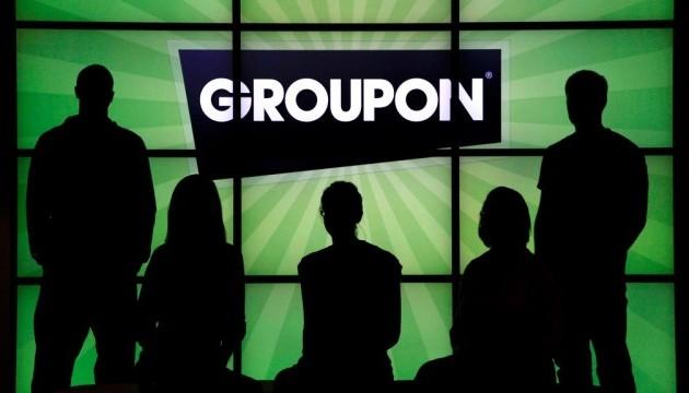 Сервіс знижок Groupon закрився в Україні