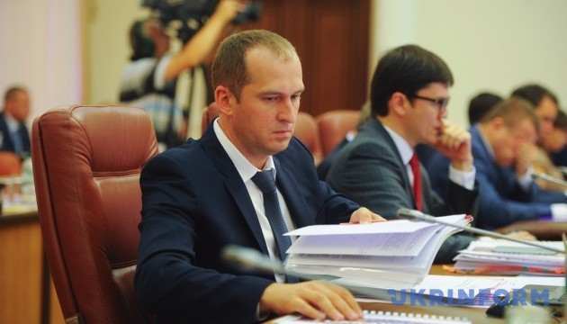 Pavlenko plans to implement a range of agrarian projects jointly with Canada