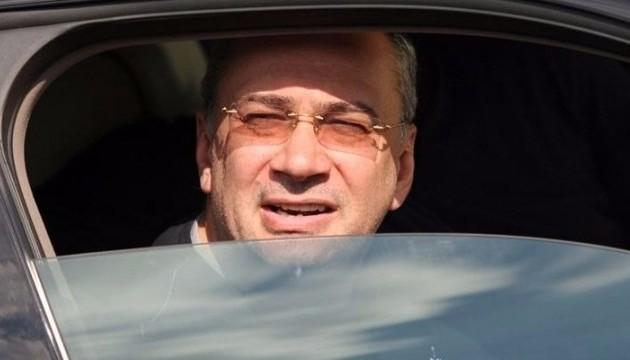 У Києві викрали Lexus Меладзе - ЗМІ