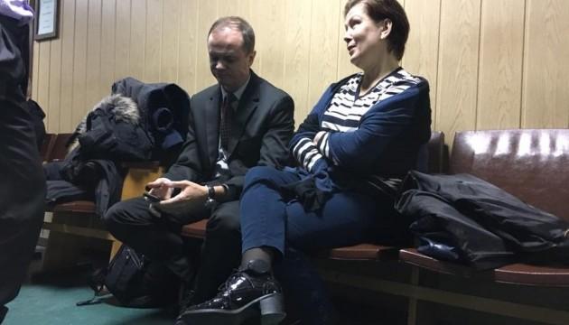 Московський суд продовжив арешт директору Бібліотеки української літератури