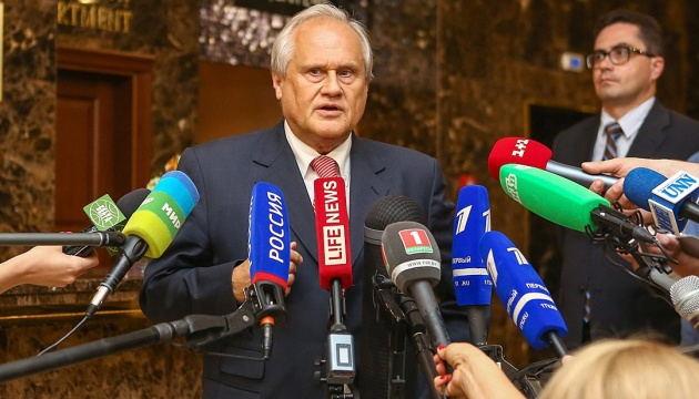 Martin Sajdik: Current situation doesn't contribute to success of Minsk process