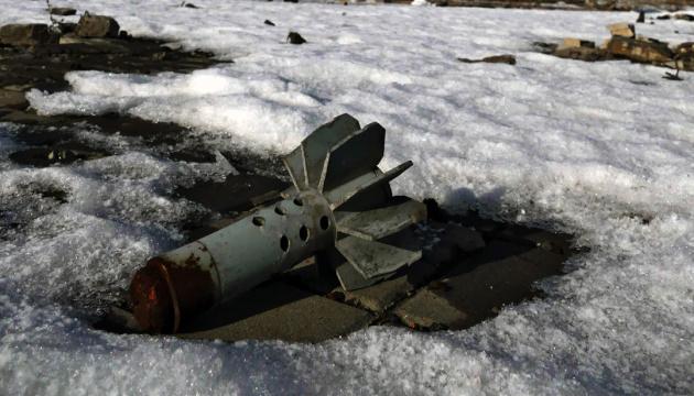 Оккупанты обстреляли Пивденное, разрушив два дома - штаб