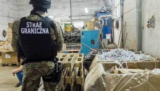 У Польщі звинуватили українців у нелегальному виробництві цигарок