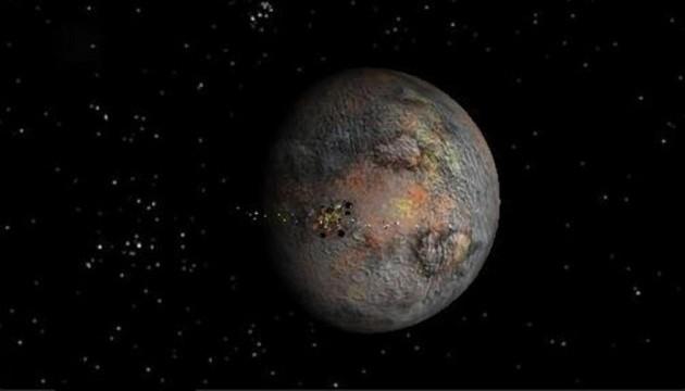 NASA показало карликову планету Цереру зблизу