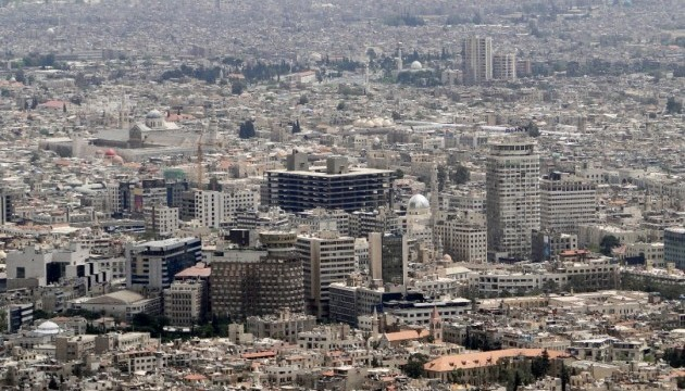 В Посольство РФ в Дамаске попала мина
