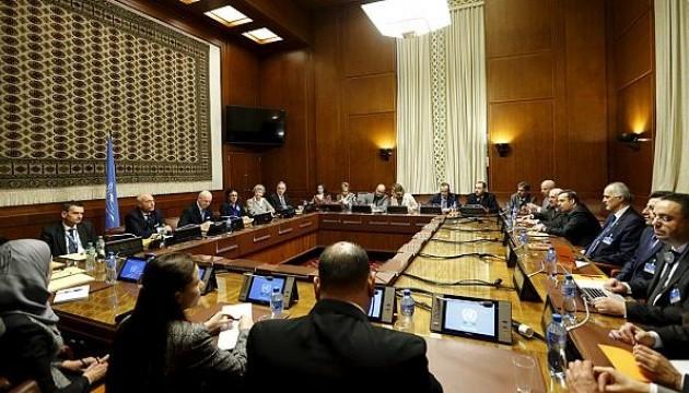 Сирійська опозиція буде на переговорах у Женеві