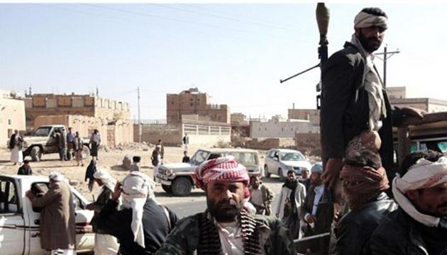Авіація завдала удару по табору хуситів у столиці Ємену - ЗМІ