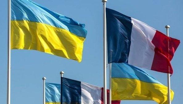 法国外交部:巴黎注意到与乌克兰经济合作的积极态势