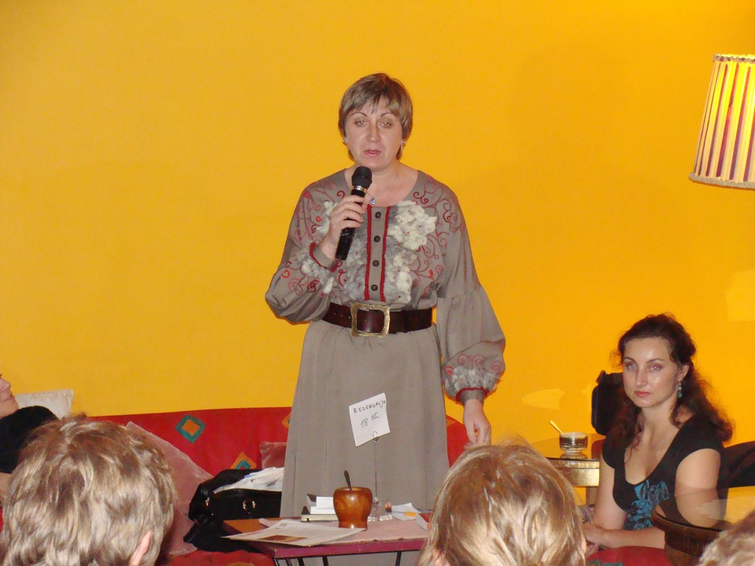Наталья Бабина. Фото: commons.wikimedia.org
