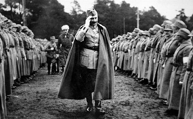Карл Густав Маннергейм в 1928 году / Фото: svpressa.ru