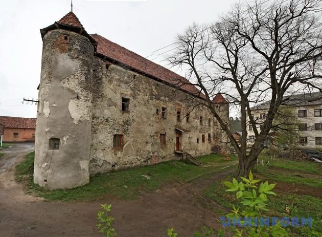 Замок Сент- Міклош
