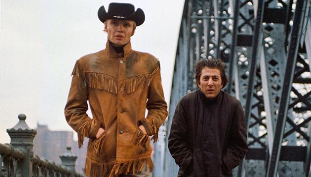Кадр із фільму «Опівнічний ковбой» Д.Шлезінгера. Фото: facebook