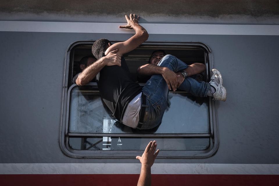 I место в категории «Новости» среди фотоисторий Фото: Сергей Пономарев для The New York Times