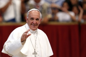 El Papa pide rezar para que la reunión del Cuarteto de Normandía traiga la paz a Ucrania