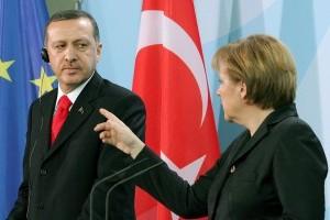 Після Давосу Меркель поїде на переговори з Ердоганом