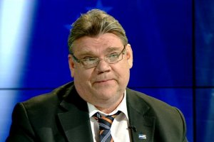 Finnish Foreign Minister urges PACE not to ignore occupation of Crimea and Donbas