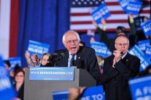 Сенатор Сандерс заявил, что будет баллотироваться в президенты США