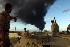 В столице Ливии от обстрелов погибли пять мирных жителей