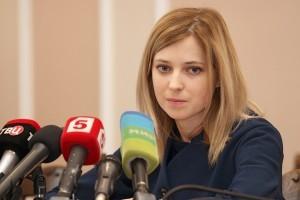 У кримській прокуратурі розповіли про справи, в яких фігурує Поклонська