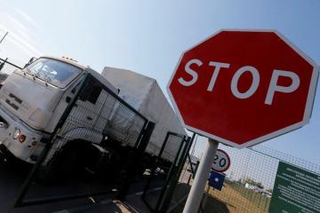 Ucrania extiende las restricciones a las importaciones de productos rusos hasta 2020