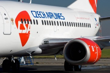 Czech Airlines plans to resume flights to Ukraine in May