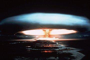 Aujourd'hui marque la Journée internationale contre les essais nucléaires