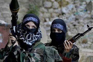 Берлин проверяет информацию об аресте пятерых немецких джихадисток в Ираке