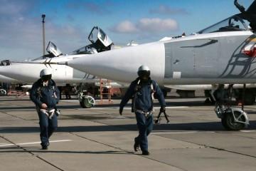 Наев: Россия не увеличила количество авиации на границе с Украиной