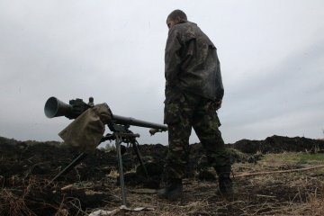 Three Ukrainian soldiers killed in ATO in last day