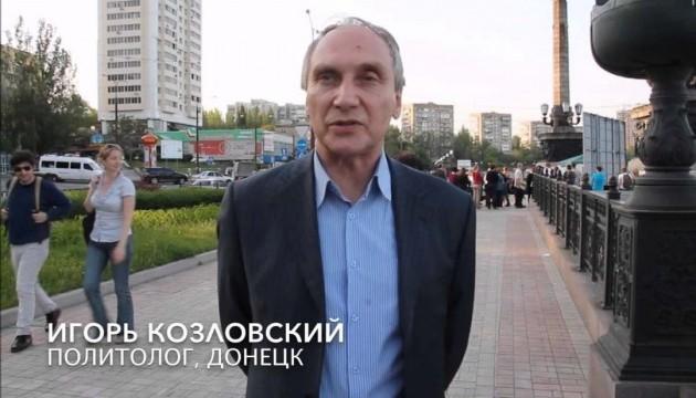 Дружина викраденого в Донецьку історика розповіла подробиці злочину